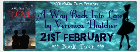 a way back into love veronica thatcher b00k r3vi3w Tours banner