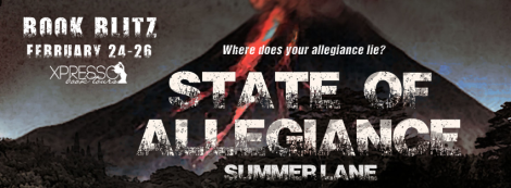 state of allegiance collapse series #9 summer lane book blitz xpresso book tours banner