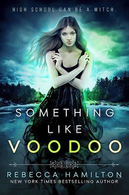 something like voodoo rebecca hamilton book cover