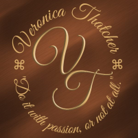 veronica thatcher author bio