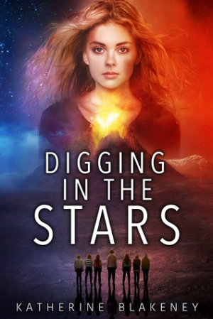 digging in the stars katherine blakeney book cover