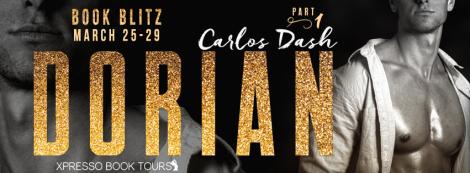 dorian carlos dash book blitz banner xpresso book tours