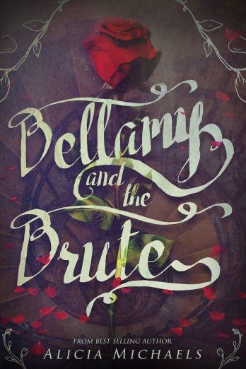 bellamy and the brute alicia michaels book cover
