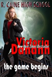 the game begins victoria danann book cover