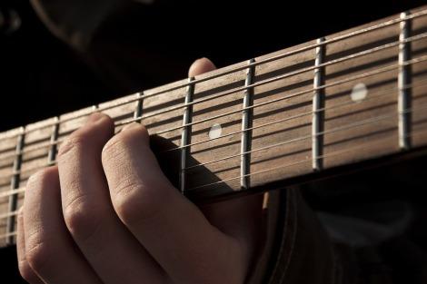 guitarist pixabay