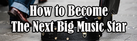 how to become the next big music star guest post drunk on pop banner