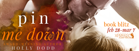 pin me down brewhouse #2 holly dodd xpresso book tours banner