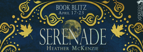 Serenade by Heather McKenzie (The Nightmusic Trilogy #1) book blitz xpresso book tours banner