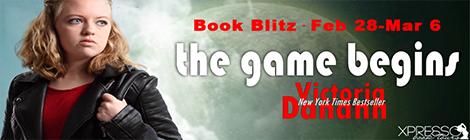 the game begins victoria danann book blitz drunk on pop xpresso book tours banner