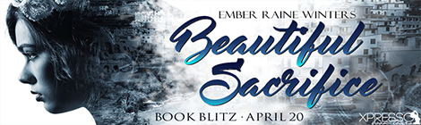 beautiful sacrifice the pride and honor series #2 ember raine winters book blast banner xpresso book tours drunk on pop