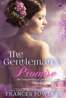 The Gentleman's Promise by Frances Fowlkes  (Daughters of Amhurst, #3)  book cover