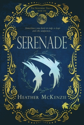 Serenade Heather McKenzie The Nightmusic Trilogy #1 book cover