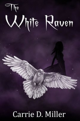the white raven carrie d miller book cover