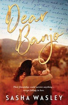 dear banjo sasha wasley book cover