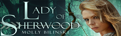lady of sherwood Outlaws of Sherwood #1 molly bilinski banner drunk on pop xpresso book tours book blitz