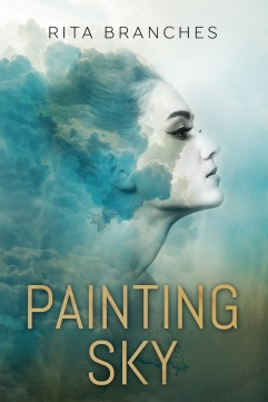 Painting Sky painting sky #1 standalone rita branches book cover