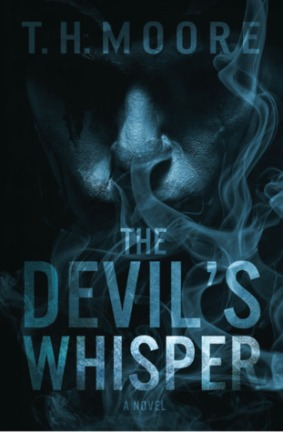 The Devil's Whisper t.h. moore book cover