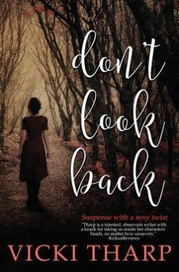 don't look back vicki tharp book cover