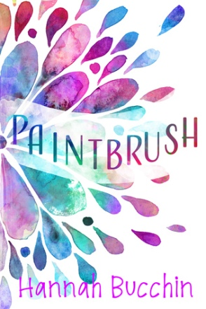 Paintbrush Hannah Bucchin  book cover