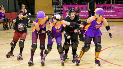 Roller_Derby_(22) stock photo wikipedia