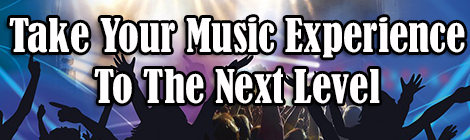Take Your Music Experience to the Next Level banner