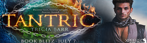 tantric the bound ones #2 tricia barr book banner xpresso book tours drunk on pop