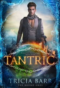 Tantric the bound ones #2 tricia barr book cover
