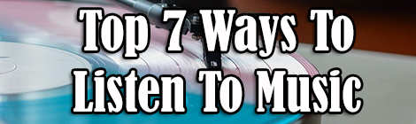 top 7 ways to listen to music guest post drunk on pop banner