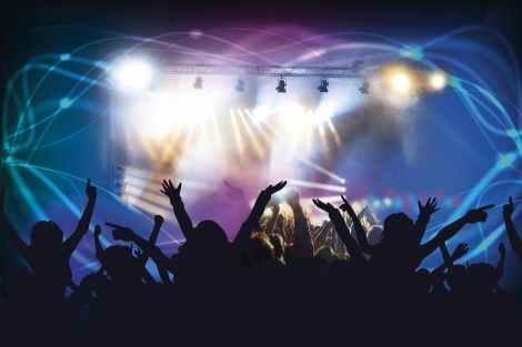 lights party dancing concert stock photo pexels