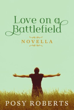 Love On A Battlefield posy roberts novella book cover