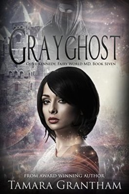 Grayghost fairy world md #7 book cover tamara grantham