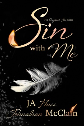 sin with me JA Huss & Johnathan McClain  book cover