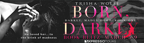 book darkly darkly madly duet trisha wolfe book blitz banner xpresso book tours drunk on pop