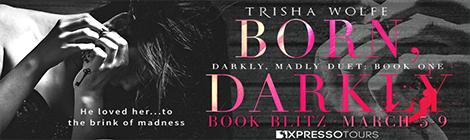 book darkly darkly madly duet trisha wolfe book blitz banner xpresso book tours drunk on pop