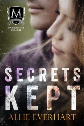 secrets kept allie everhart book cover