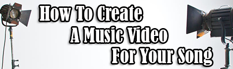 How To Create A Music Video For Your Song contributed post guest post banner drunk on pop