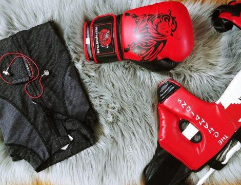 boxing gloves stock photo unsplash