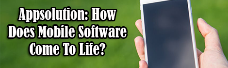 Appsolution- How Does Mobile Software Come To Life? guest post drunk on pop banner