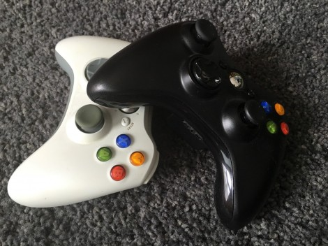 joystick gaming video games xbox controllers black and white stock photo pixabay