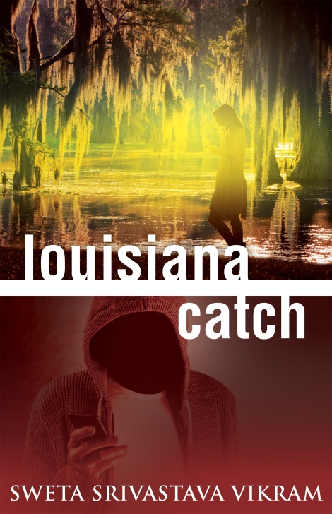 louisiana catch by Sweta Srivastava Vikram book cover