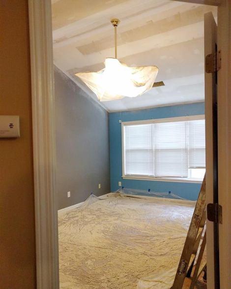 faux-brickwork-diy-renovation-in-home-work-in-progress-2