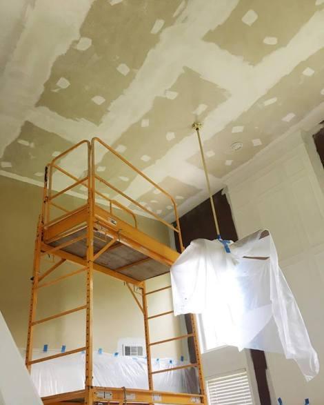 faux-brickwork-diy-renovation-in-home-work-in-progress