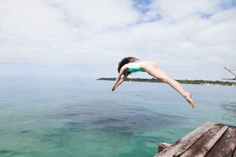 woman diving swimming outdoor swimming pexels stock photo