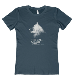 The-Call-of-the-Wild-T-Shirt literary book gifts