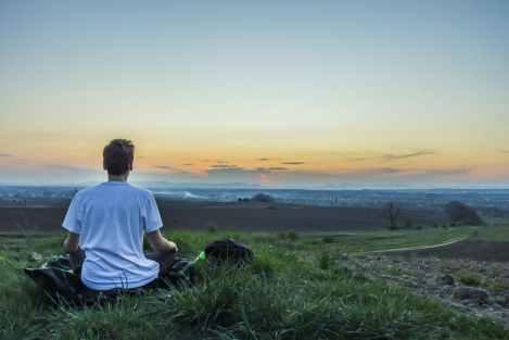 zen mindfulness yoga outdoors break stress free stock photo pexels-photo-267967