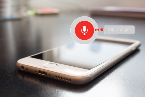 voice command voice activated technology ok google android phone stock photo pixabay voice-control-2598422_960_720