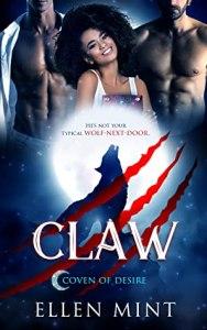 claw coven of desire Ellen mitt book cover