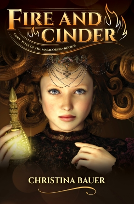 BookCover_Fire and Cinder_ebook