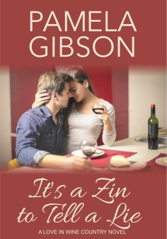 It's A Zin To Tell A Lie Book Cover