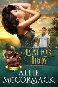 A Cat for Troy book cover